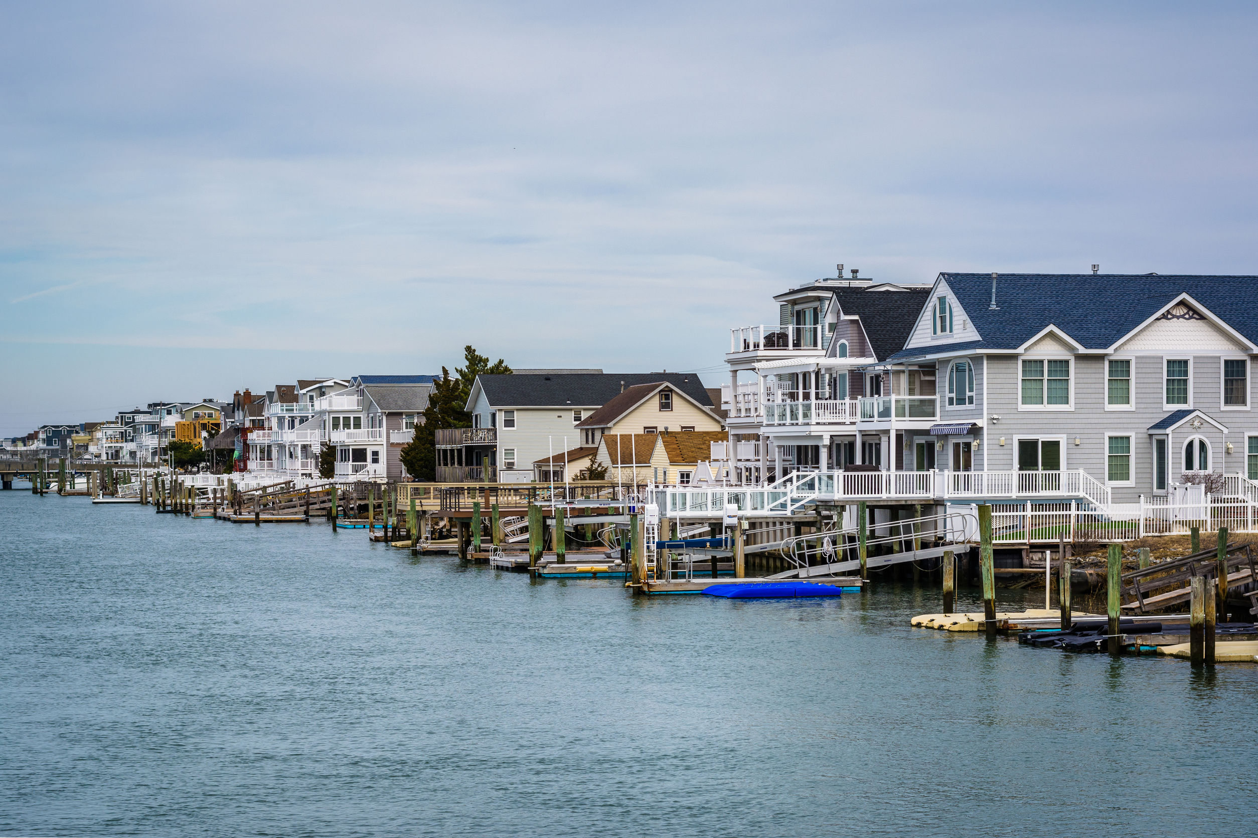 Waterfront Homes Avalon NJ